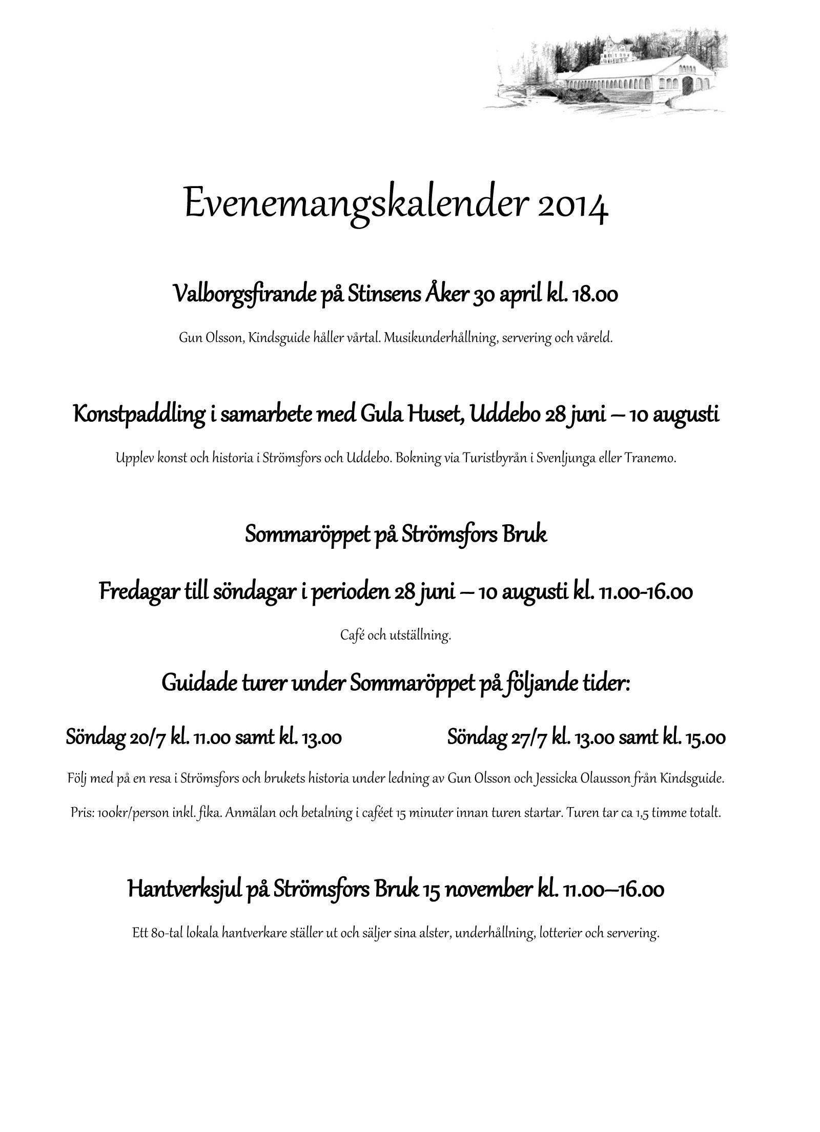 20140304-Evenemangskalender
