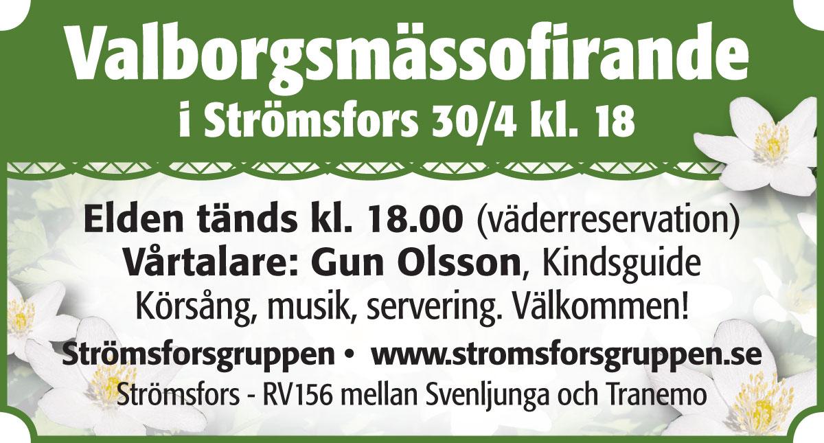 20140421 - Valborg i Strömsfors